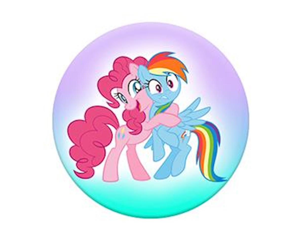 Popsockets *Bc* Pinkie Pie/Rainbow Dash Popsocket