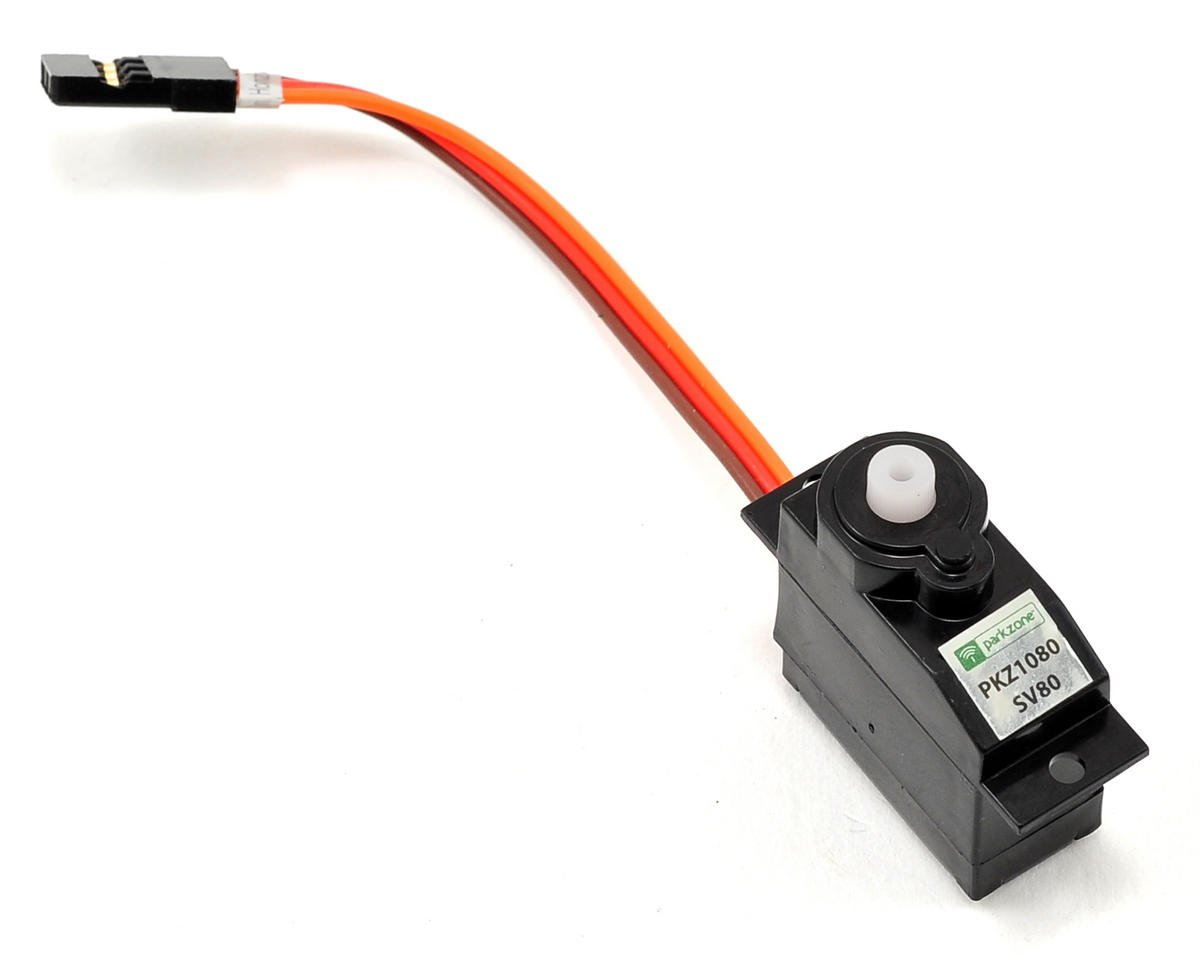 ParkZone SV80 Short Lead 3-Wire Servo