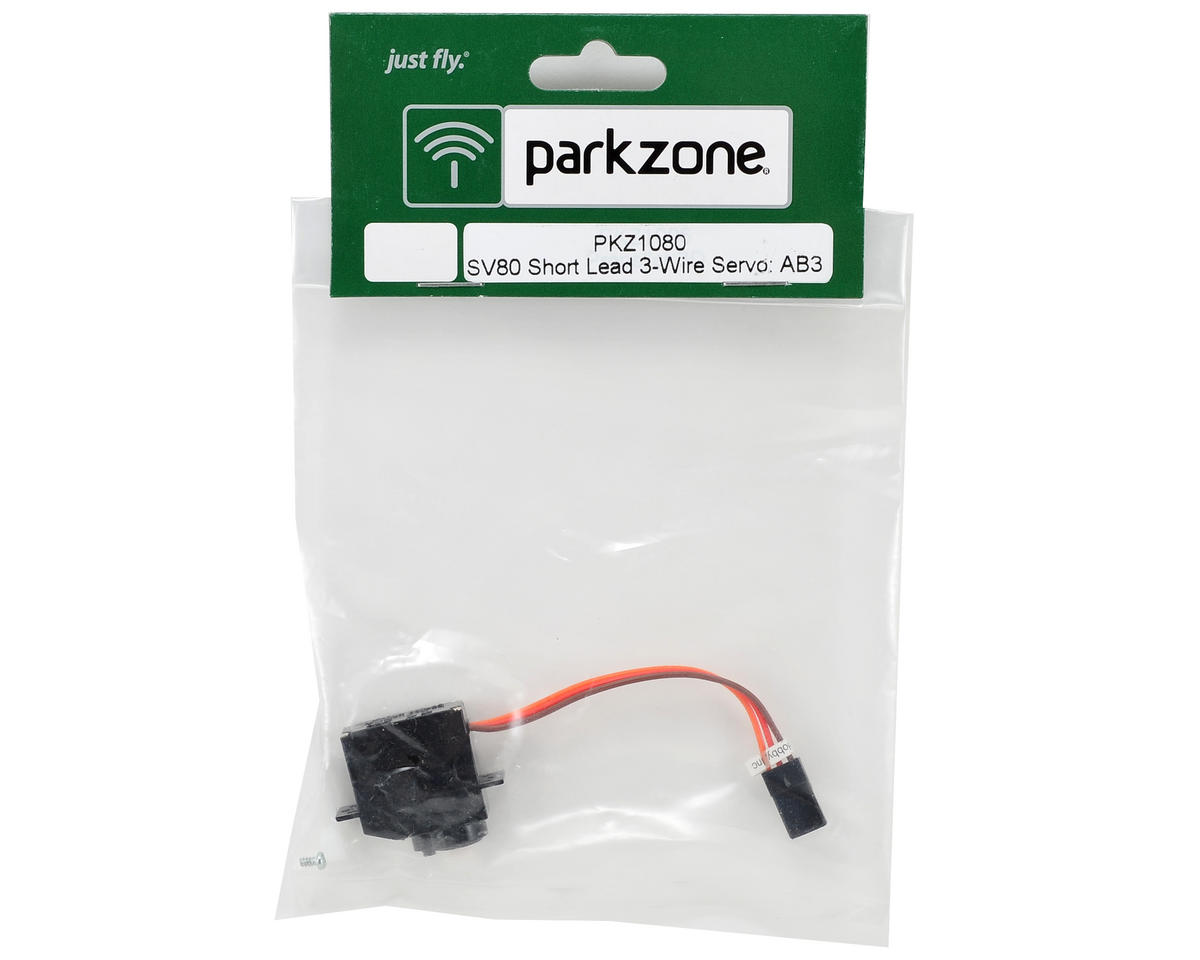 SV80 Short Lead Servo by ParkZone