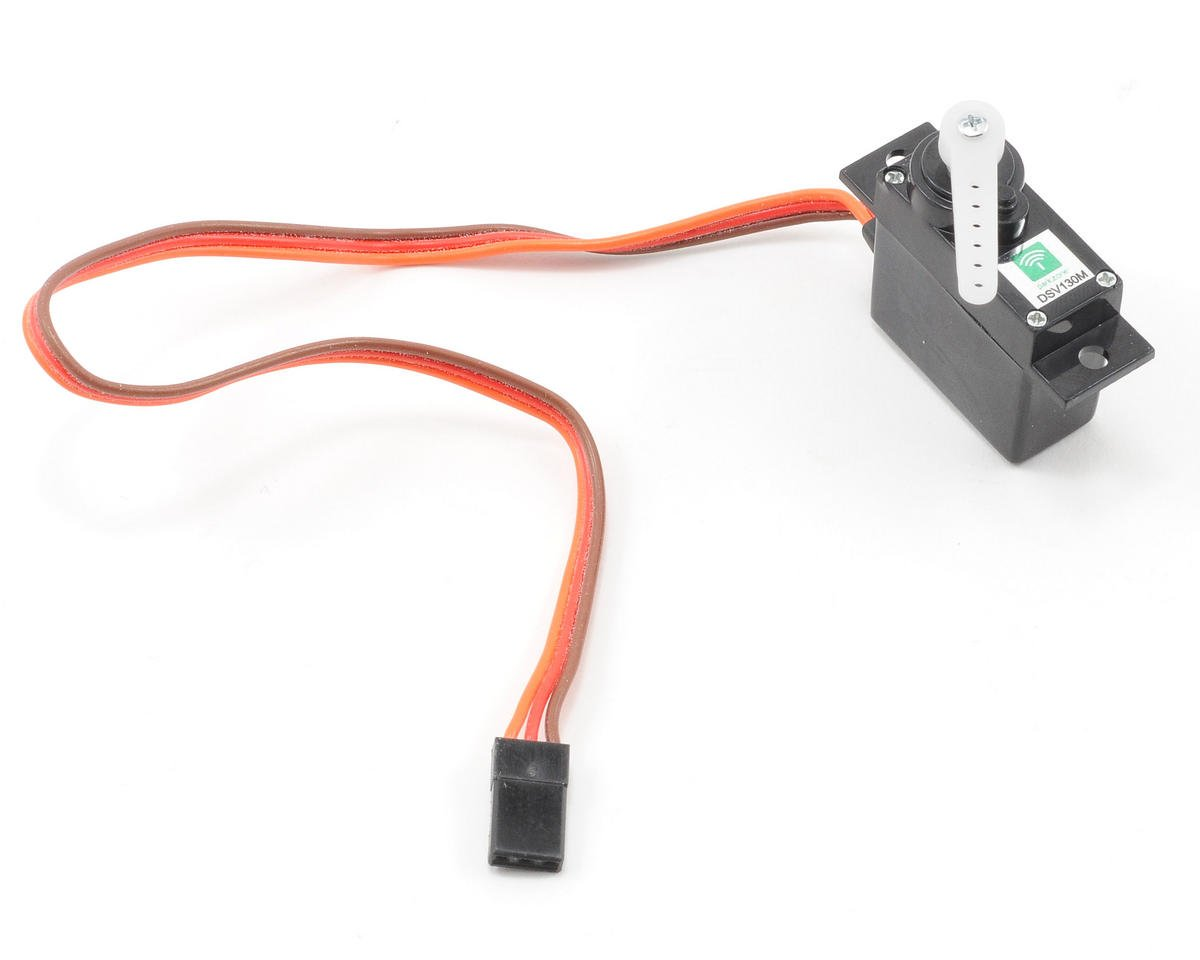 DSV130 Digital Metal Gear Servo (Corsair) by ParkZone (E-flite T-28 Trojan 1.2m)