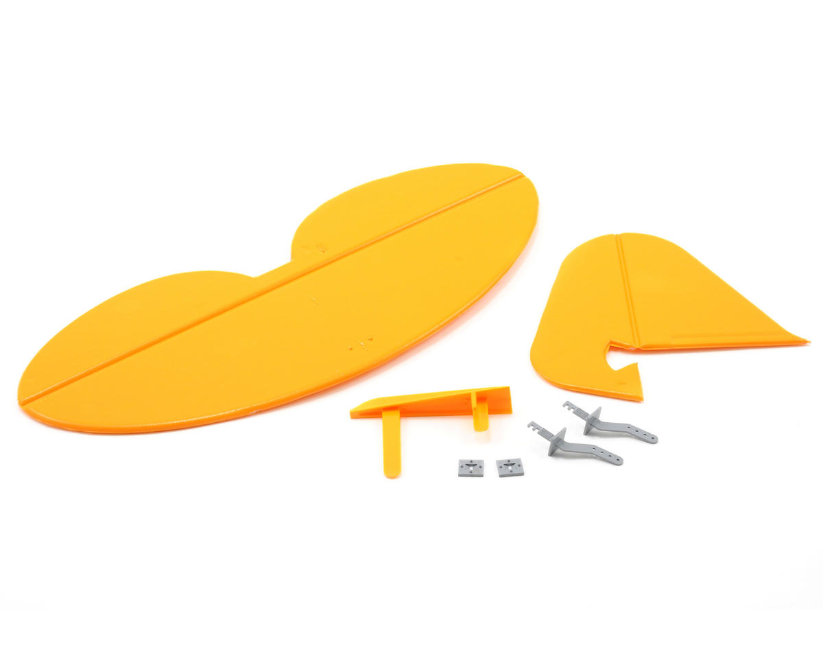 ParkZone Complete Tail w/Accessories (J-3 Cub)