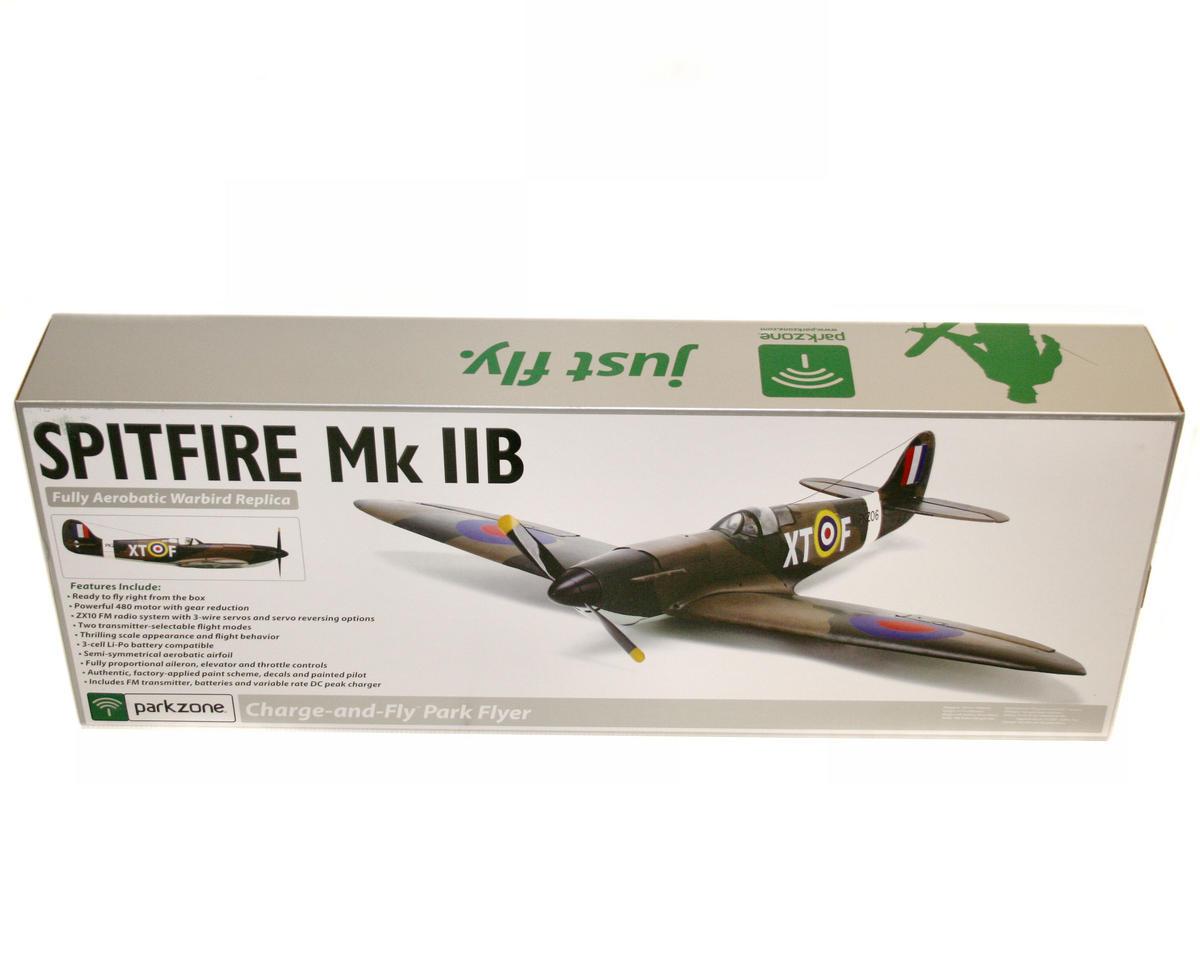 ParkZone Spitfire RTF Electric Airplane
