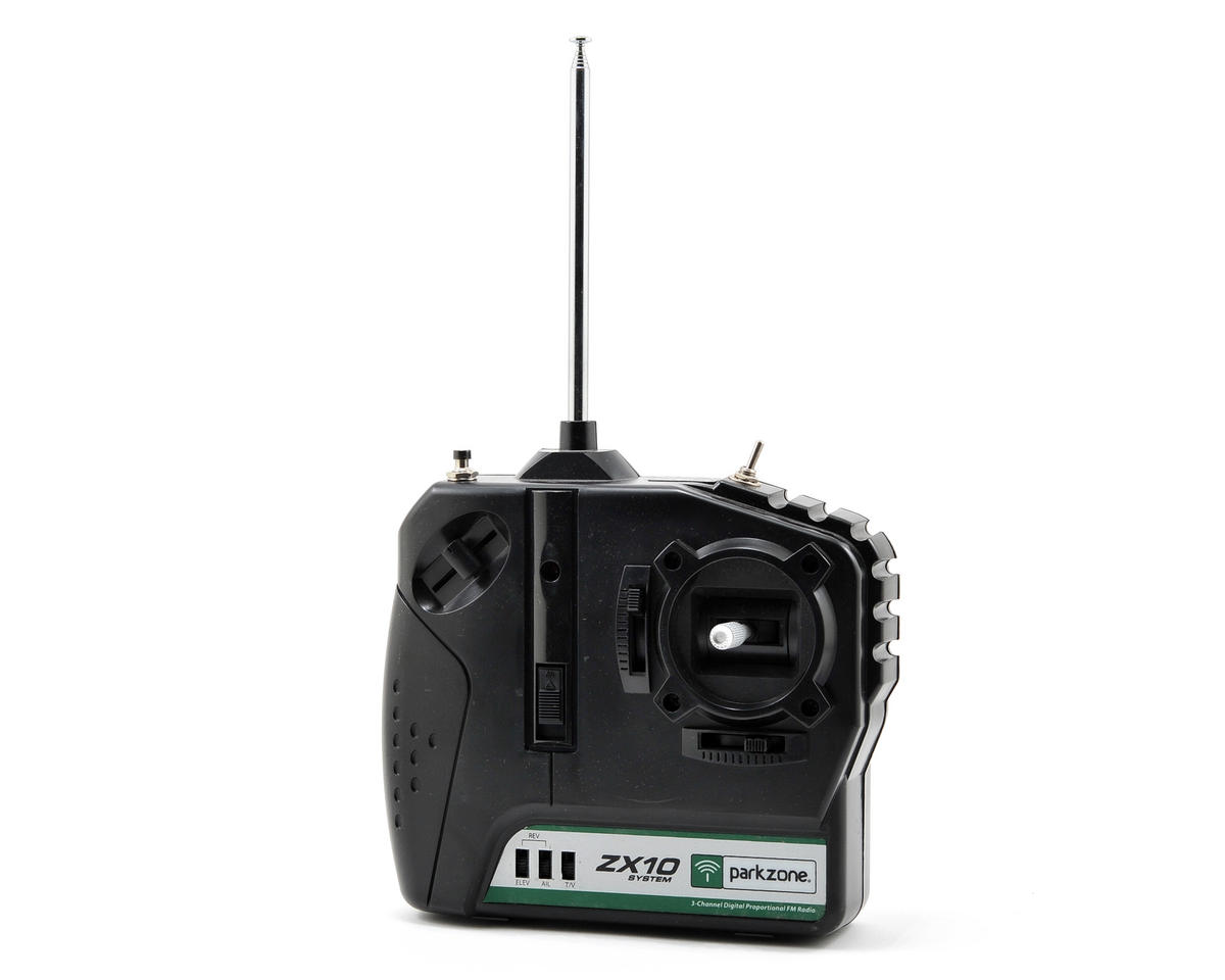 ParkZone Transmitter Ch3 (J3 Cub BL)