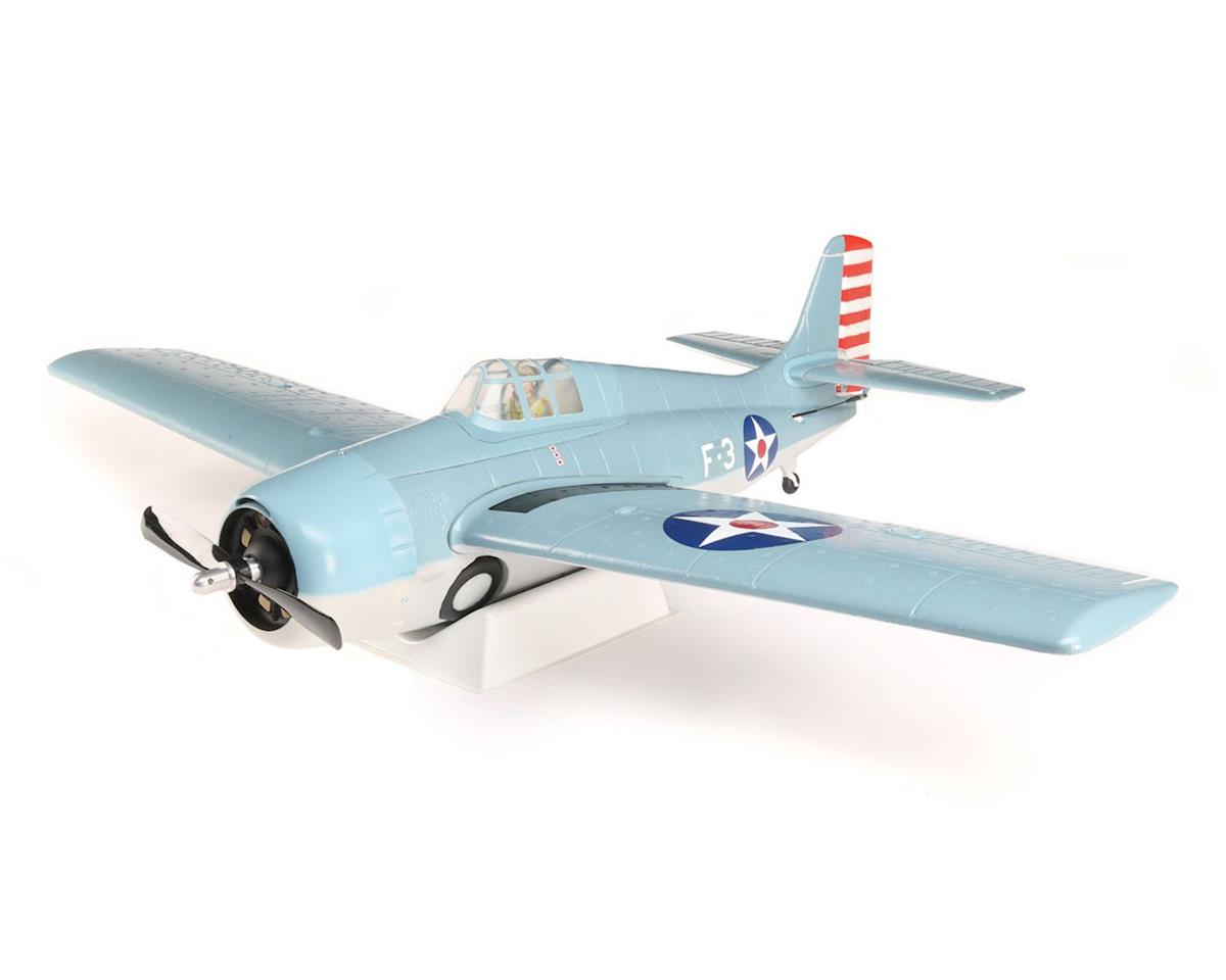 ParkZone F4F Wildcat Bind-N-Fly Basic Electric Airplane (1000mm)