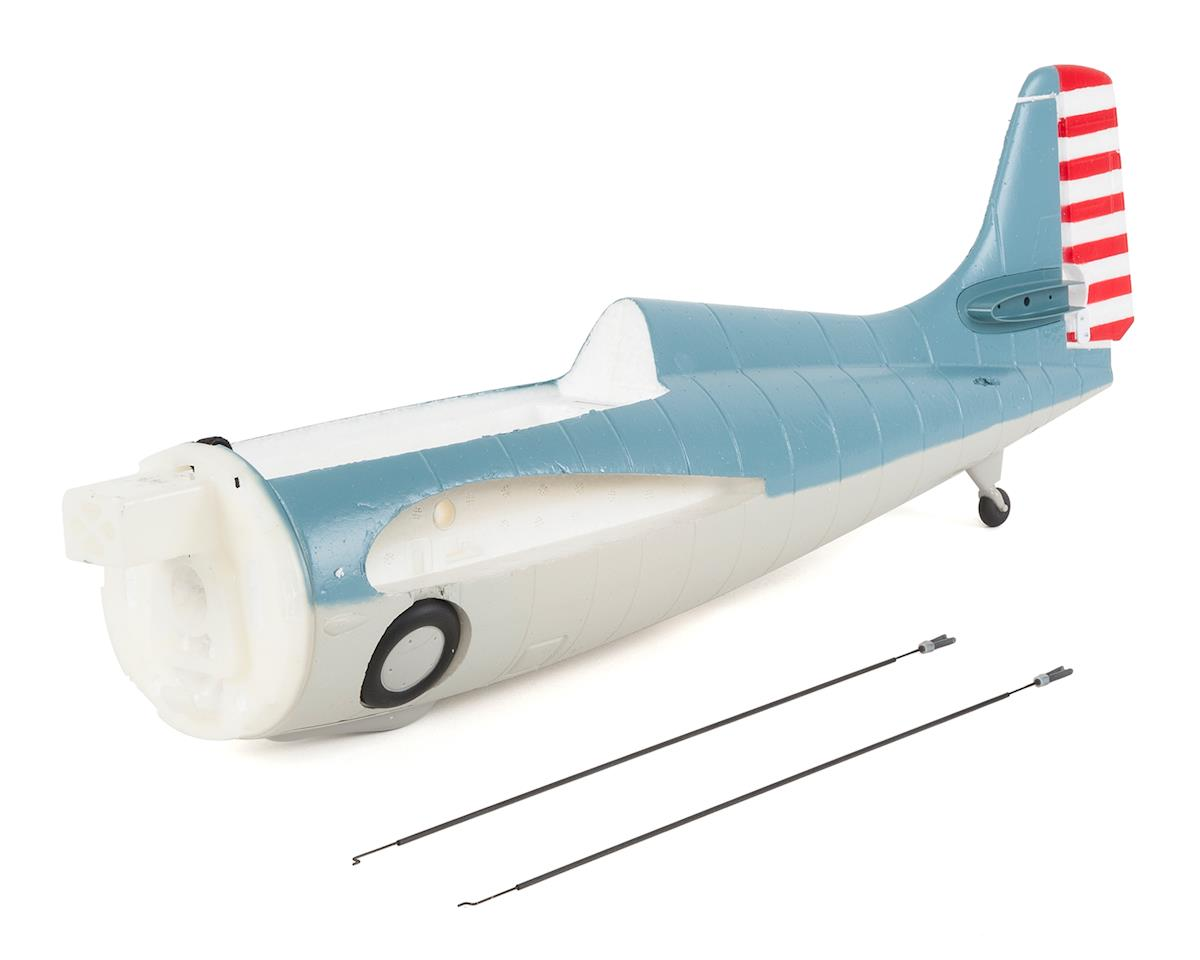 ParkZone F4F Wildcat 1000mm Painted Bare Fuselage