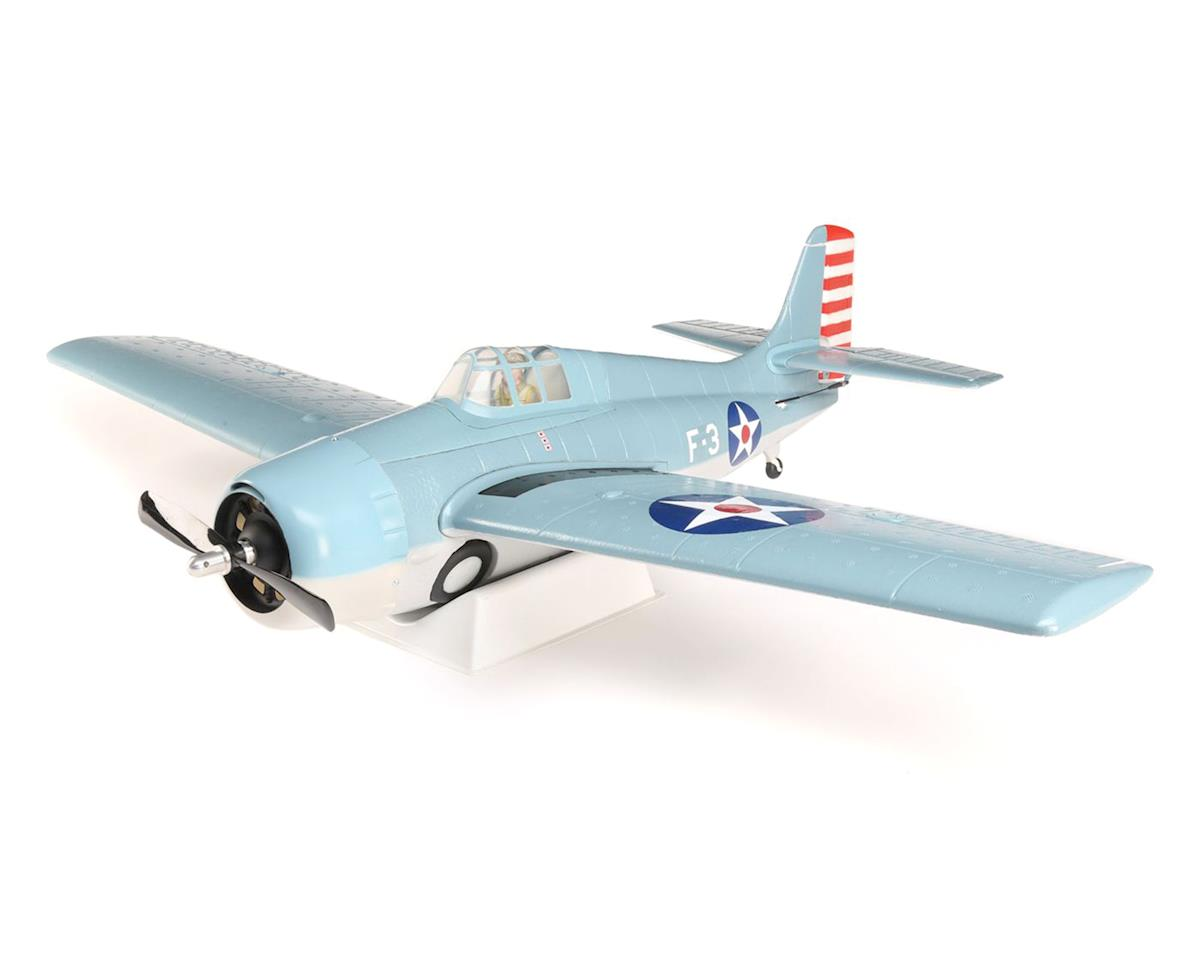 ParkZone F4F Wildcat PNP Electric Airplane (975mm)
