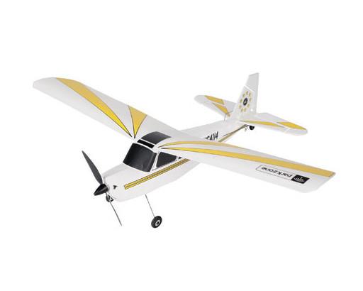 ParkZone Micro Citabria RTF Electric Airplane (Yellow)