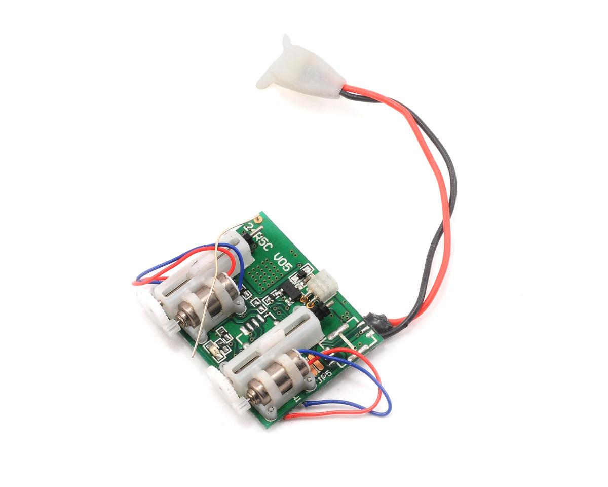 ParkZone 2.4GHz Receiver/ESC w/Spektrum DSM2