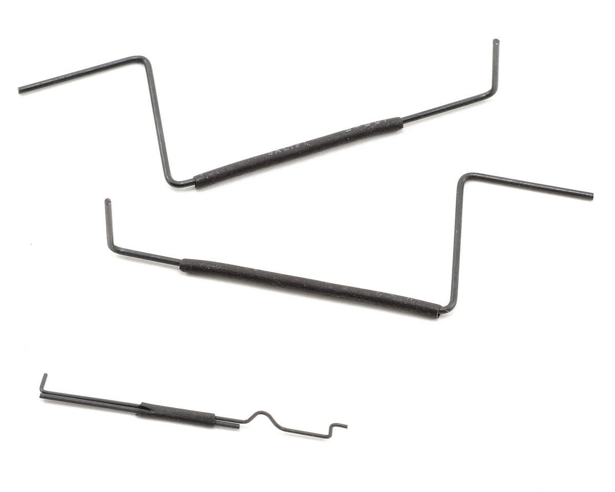 ParkZone Sukhoi Aileron Pushrod & Linkage Set