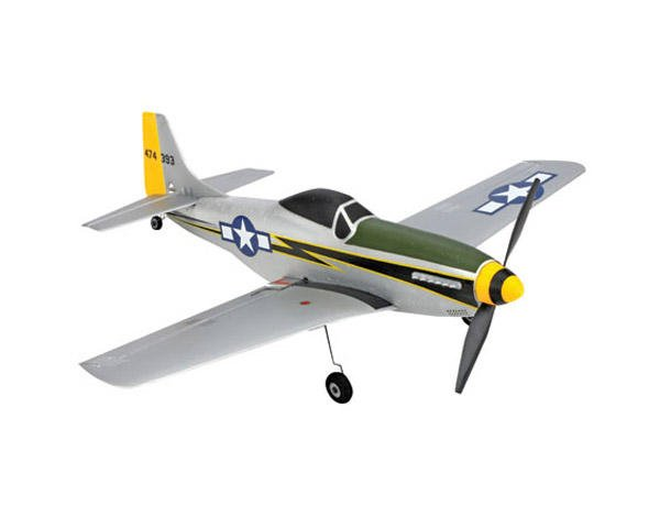 ParkZone Ultra Micro P-51D Bind-N-Fly