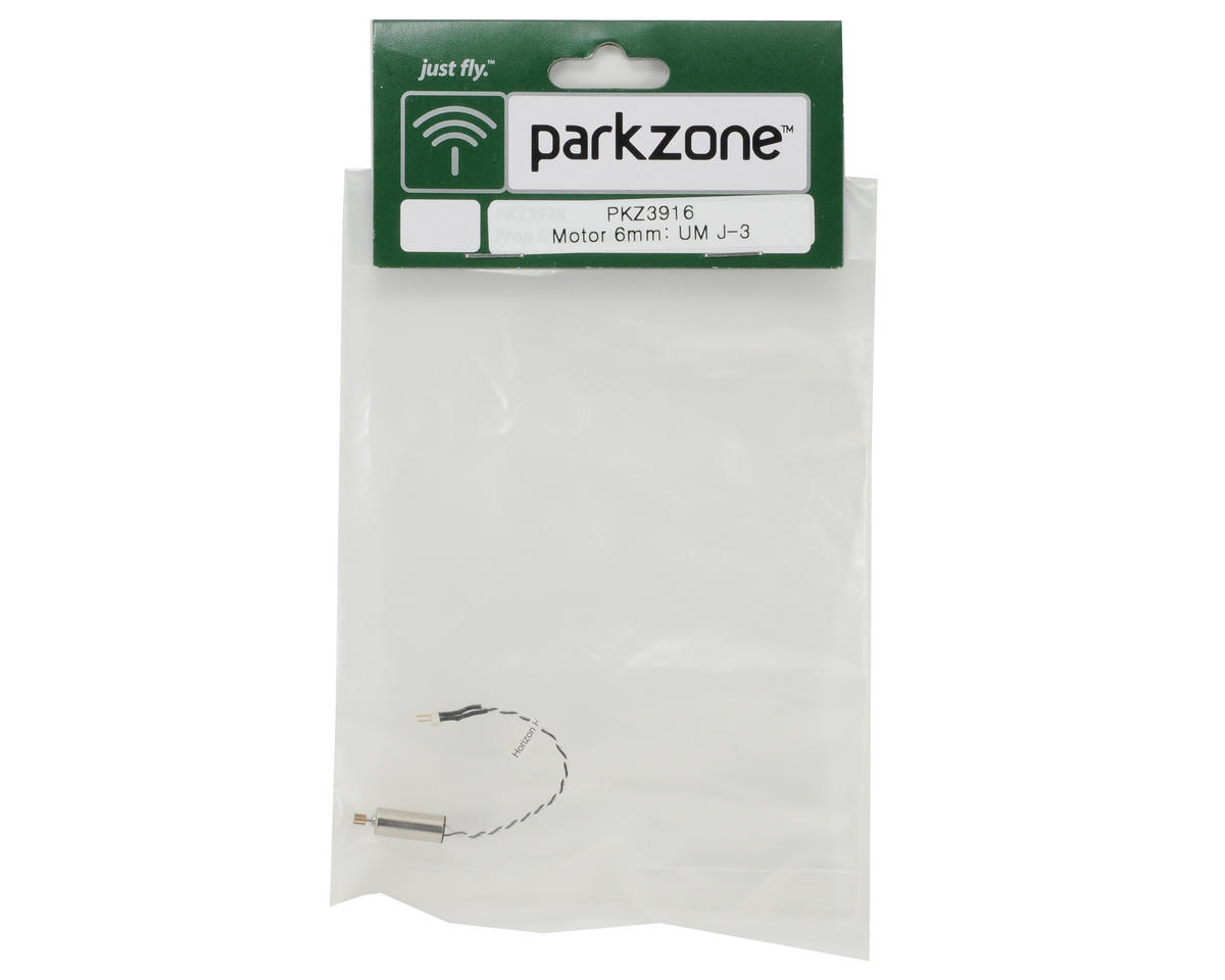 ParkZone 6mm Motor (Ultra Micro J-3)