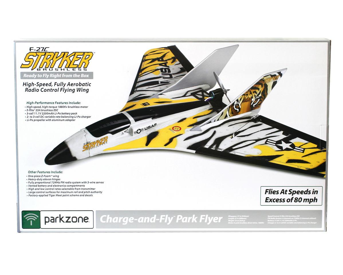 ParkZone F-27C Stryker RTF Electric Airplane