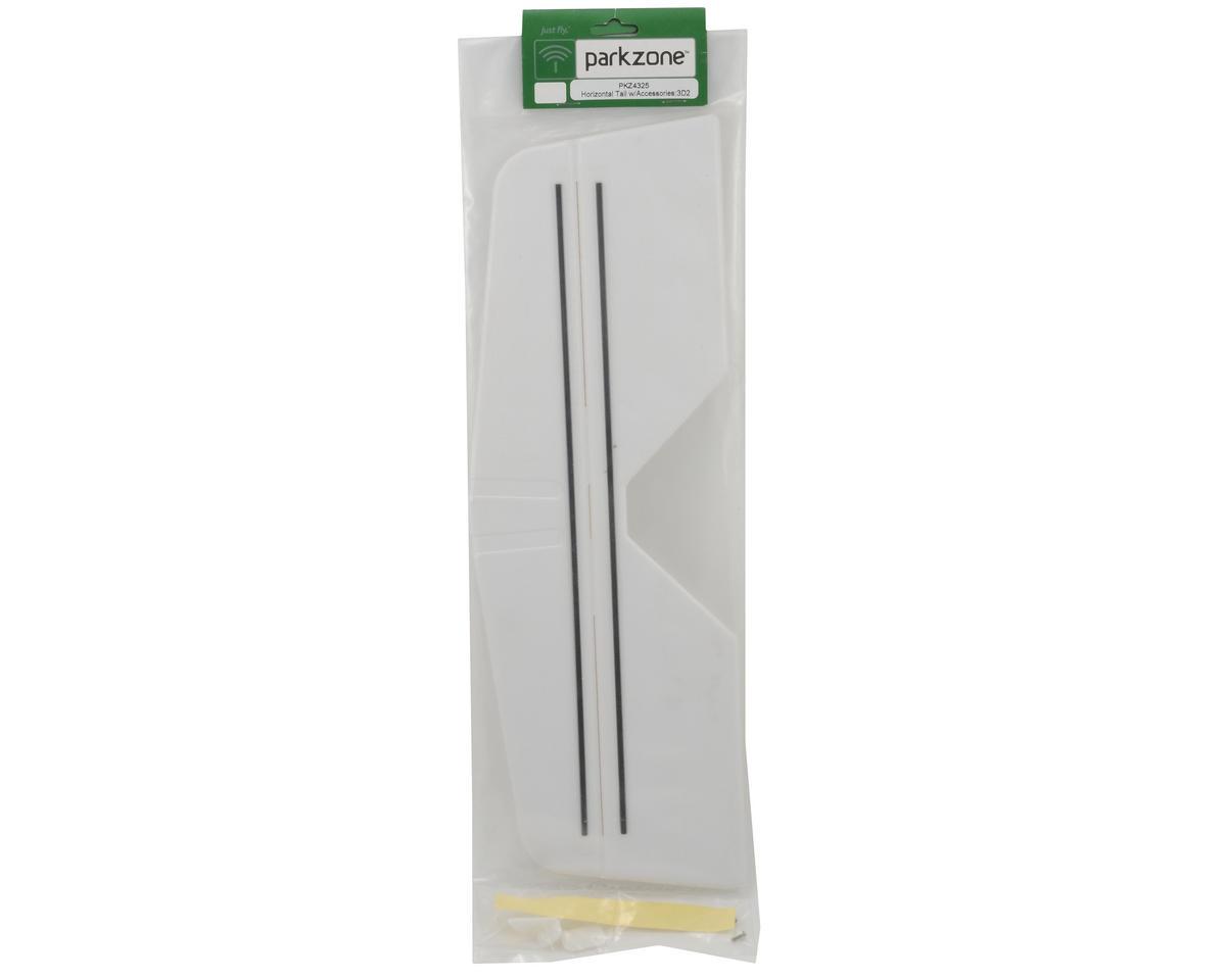 ParkZone Horizontal Tail w/Accessories