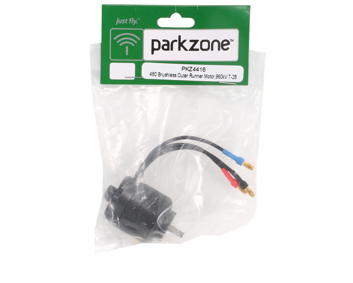 ParkZone 480 T-28 Brushless Outrunner Motor (960kV)