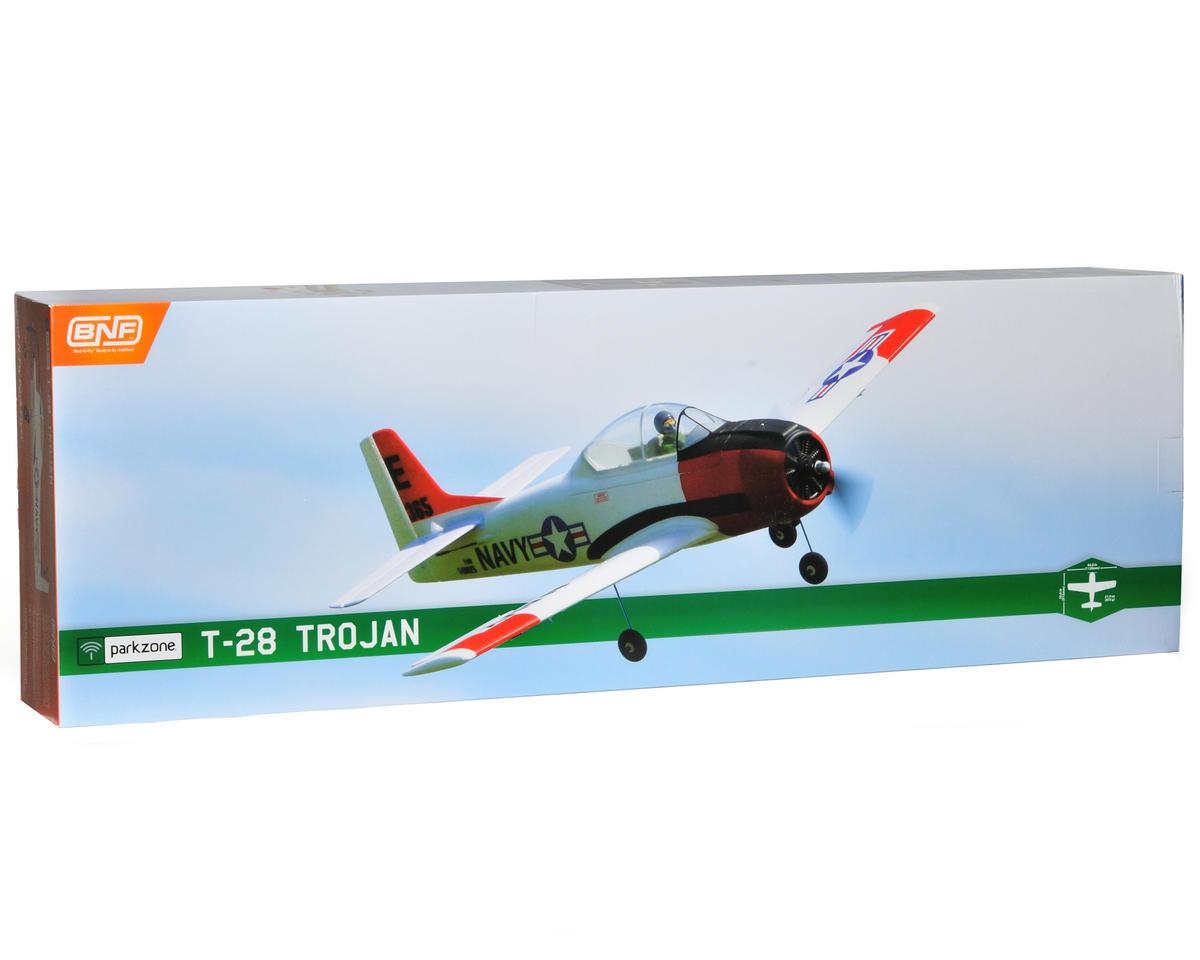 ParkZone T-28 Trojan Bind-N-Fly Electric Airplane