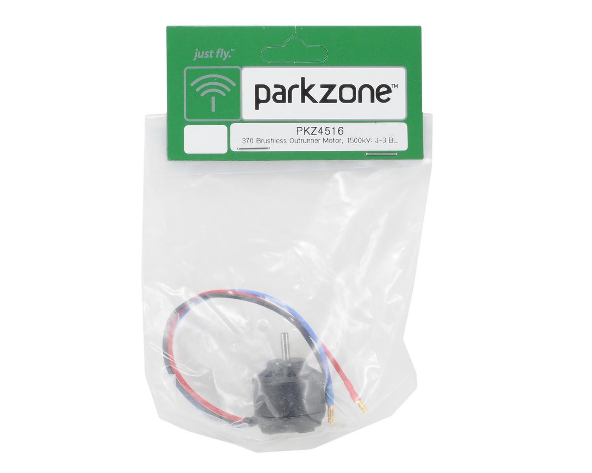 ParkZone 370 Brushless Outrunner Motor (1500kV)