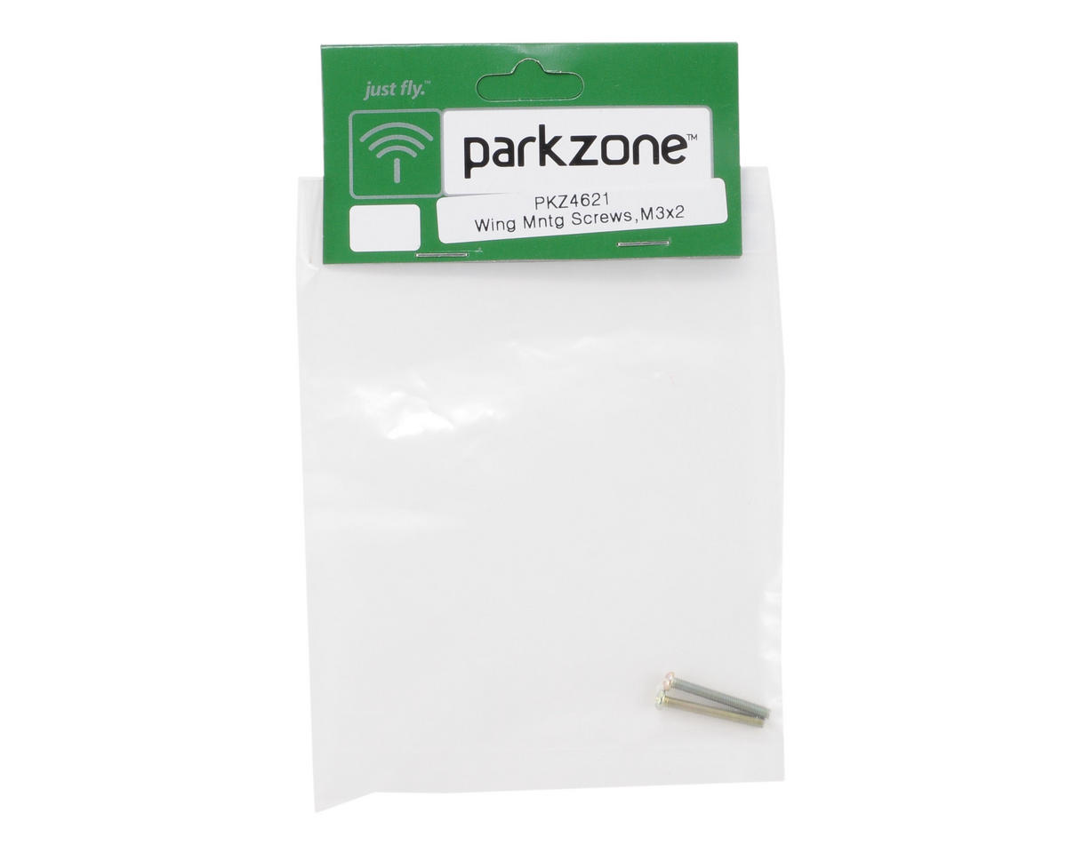 ParkZone 3x25mm Wing Mounting Phillips Screw (2)