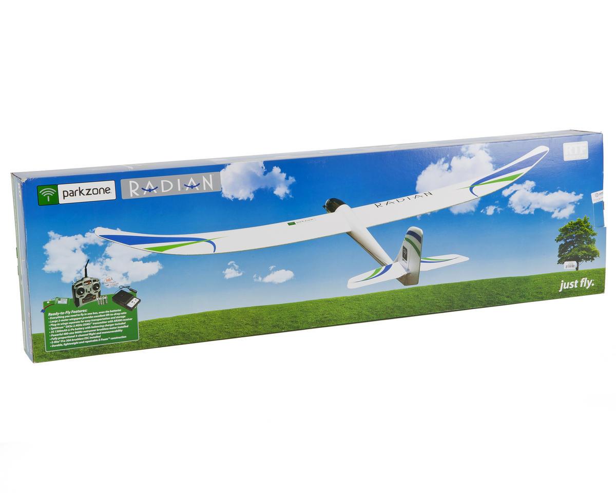 ParkZone Radian RTF Electric Sailplane