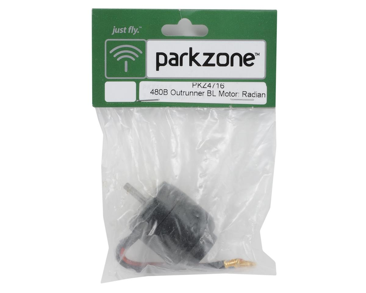 Image 2 for ParkZone 480B Outrunner Brushless Motor