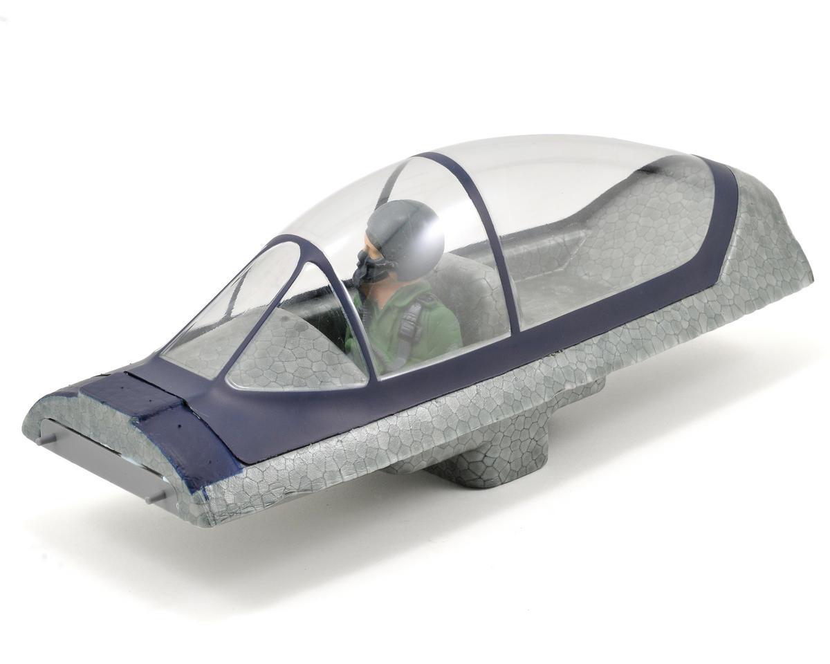 ParkZone Canopy/Pilot/Hatch (Clear) (T-28D)