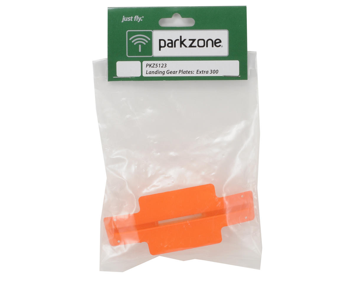 ParkZone Landing Gear Plate: Extra 300