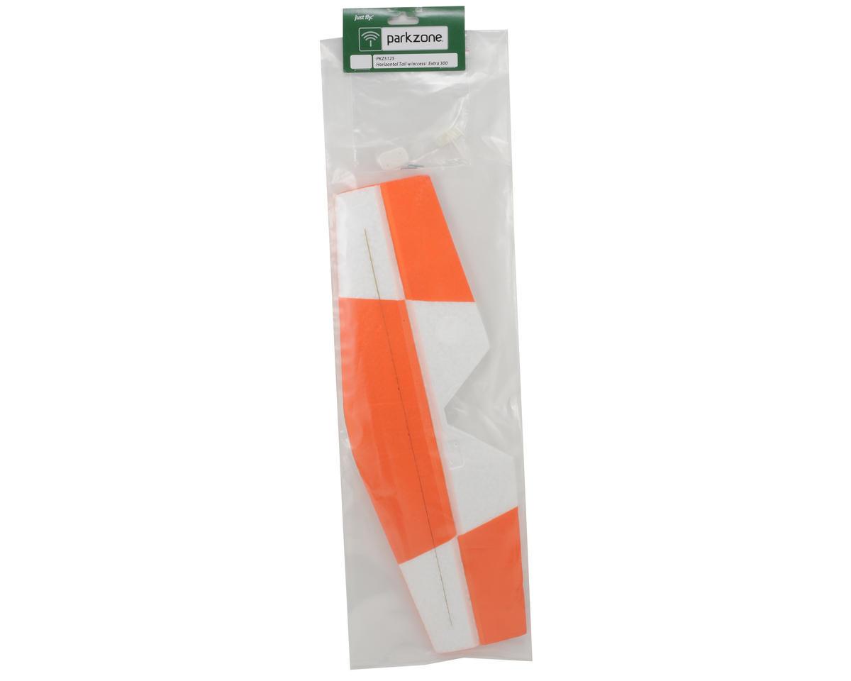 ParkZone Horizontal Tail w/Accessories: Extra 300