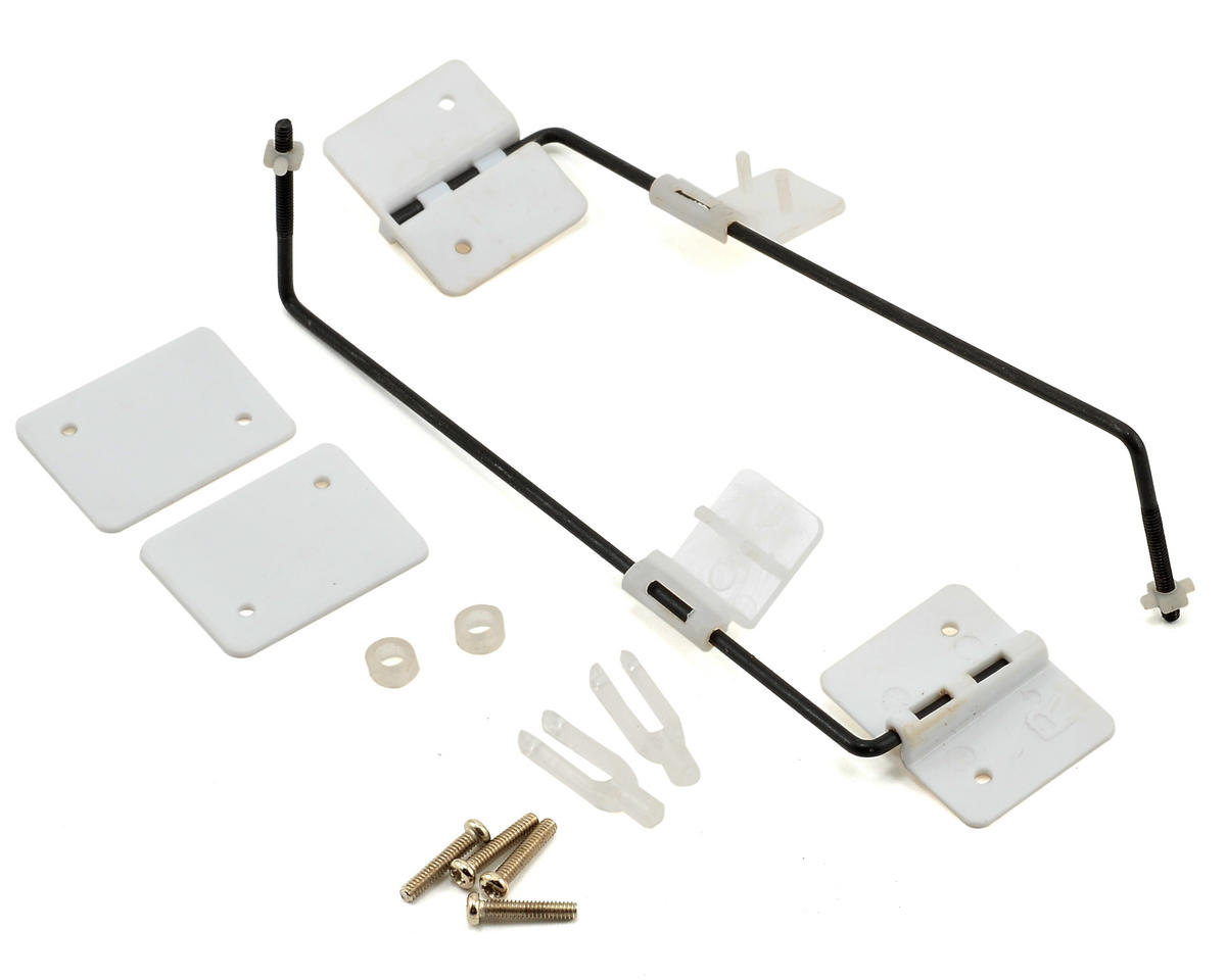 ParkZone SR-10 Optional Flap Hardware Set