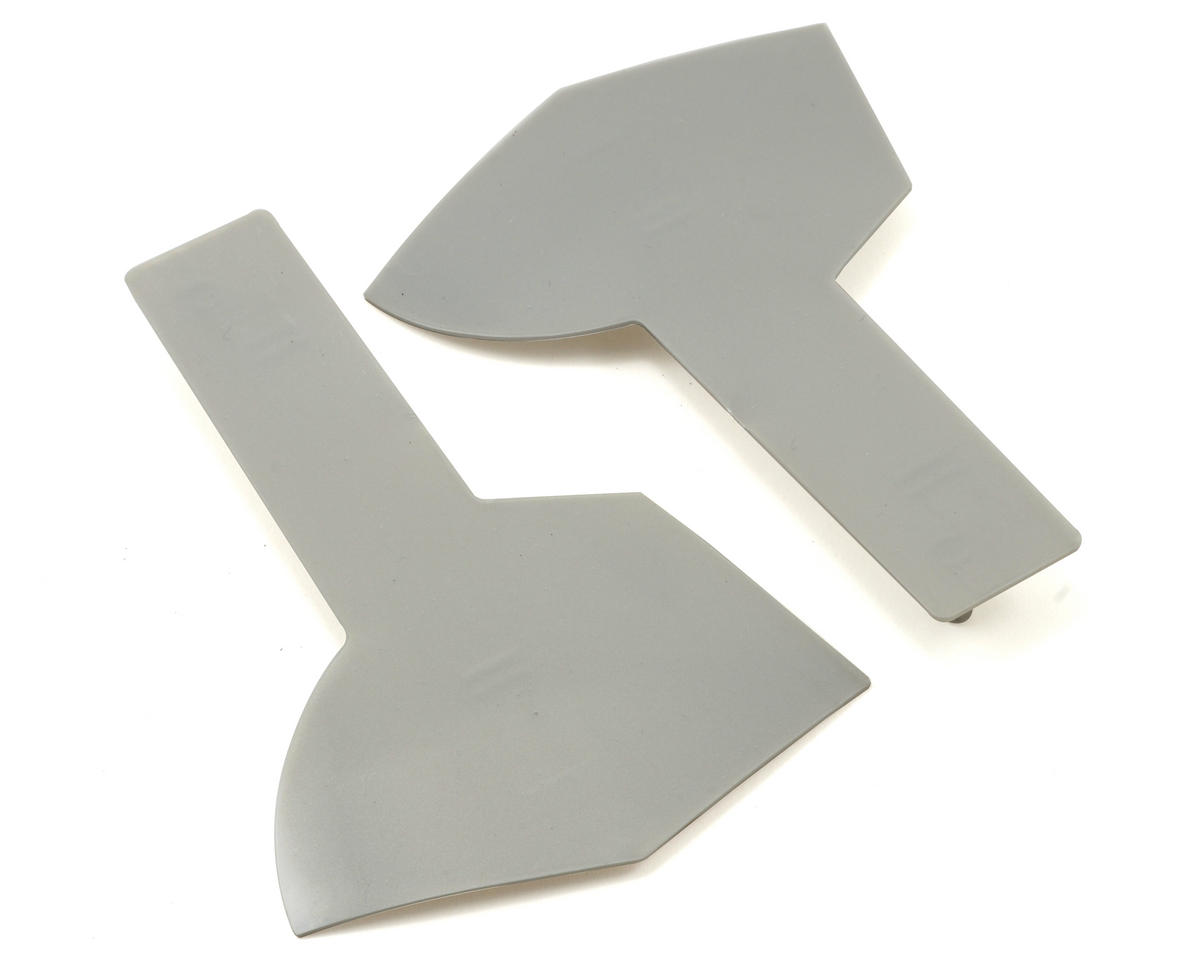 ParkZone P-47D Thunderbolt Main Landing Gear Door Set (2) (P-47D Thunderbolt)