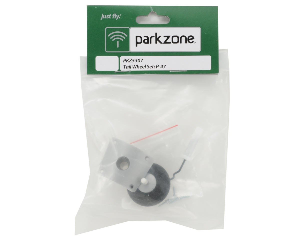 ParkZone Tail Wheel Set (P-47D Thunderbolt)