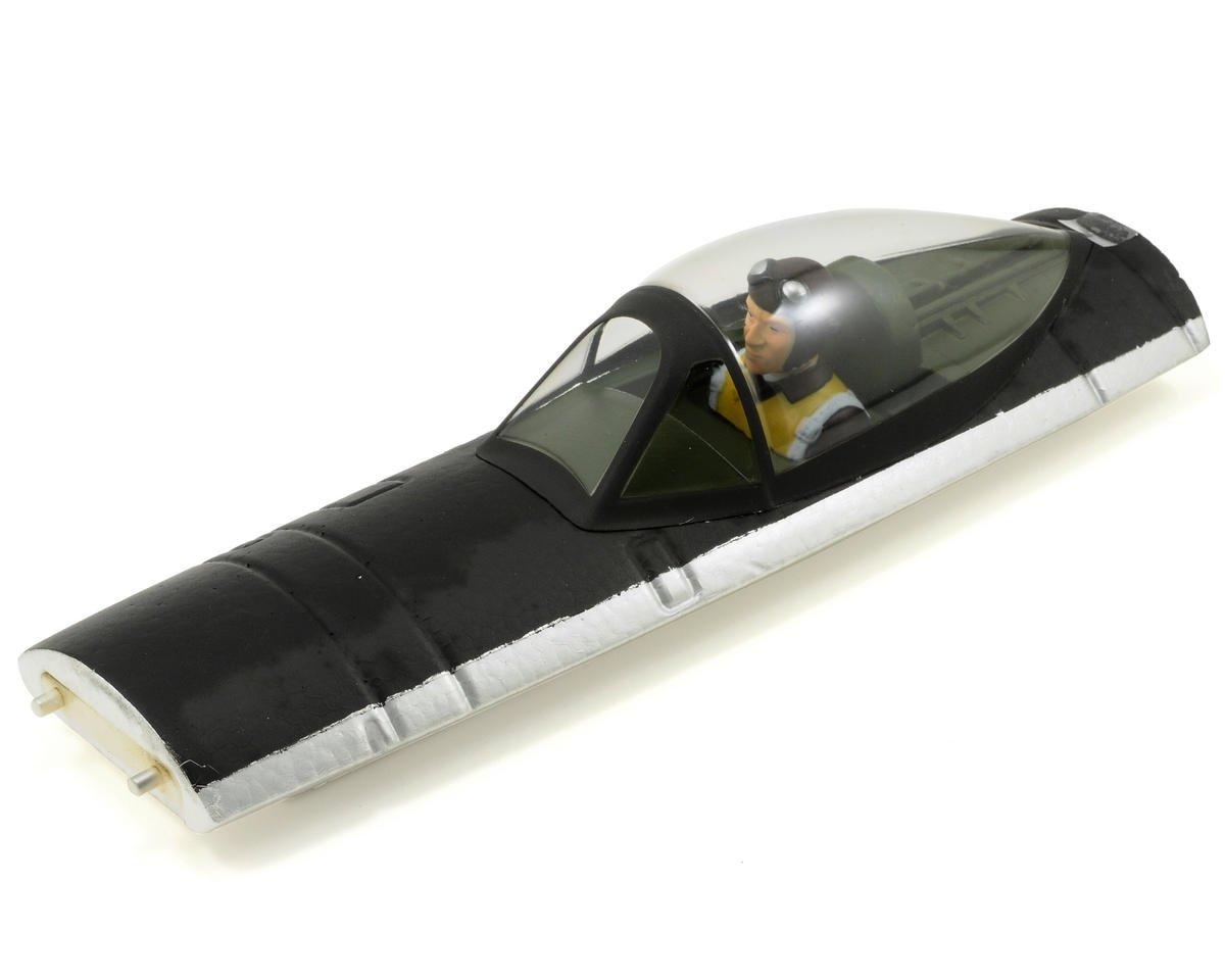 ParkZone Top Hatch w/Canopy & Pilot (P-47D Thunderbolt)
