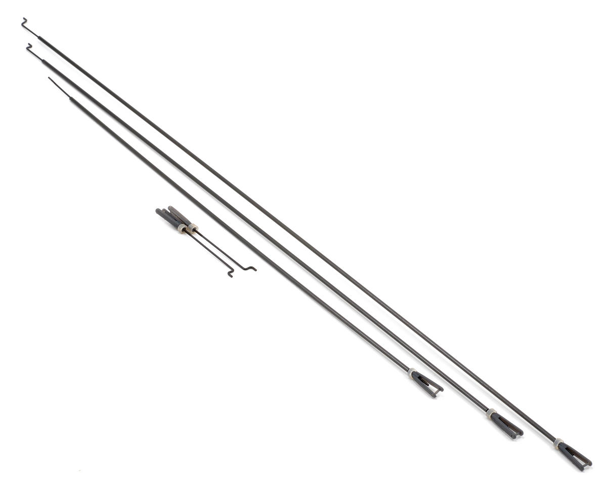ParkZone Pushrod Set w/Clevis (P-47D Thunderbolt)