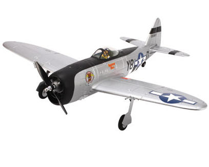 ParkZone P-47D Thunderbolt Bind-N-Fly (Retracts Ready)