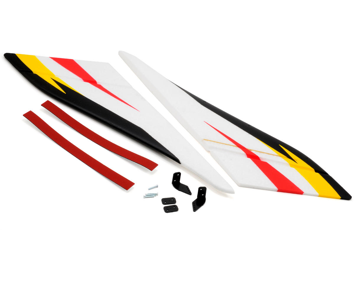 ParkZone Vertical Fin/Rudder Set