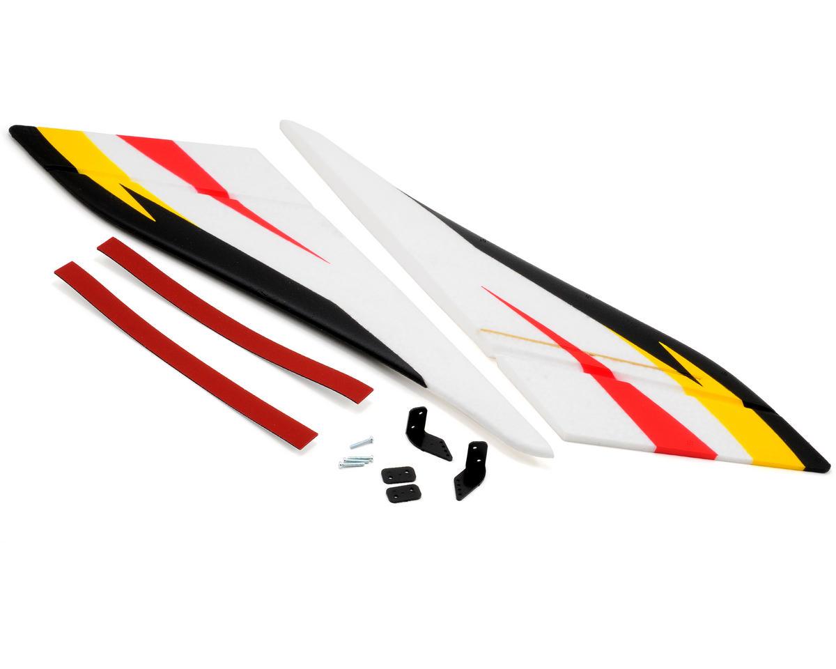 ParkZone Vertical Fin/Rudder Set