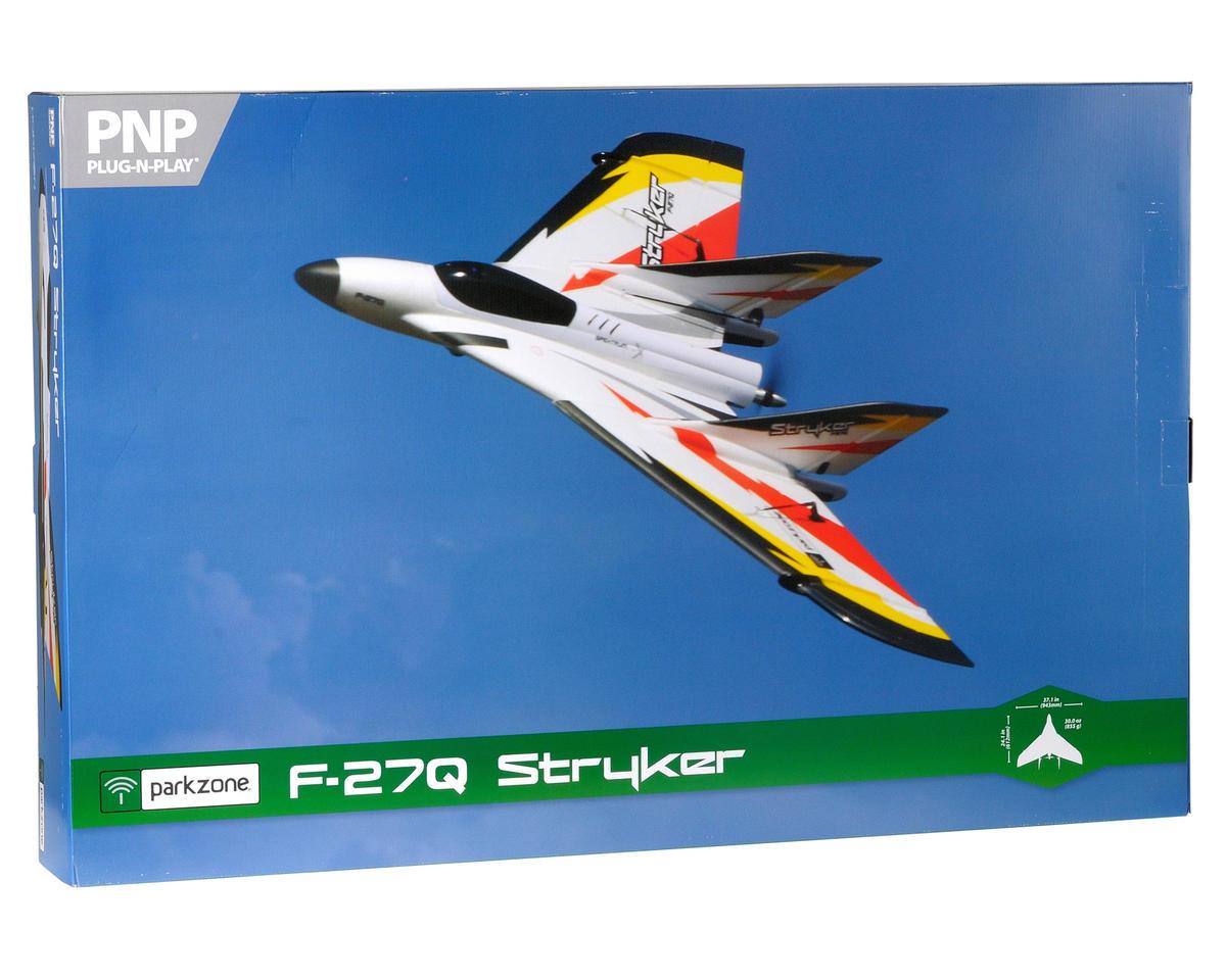 ParkZone F-27Q Stryker Plug-n-Play Electric Airplane