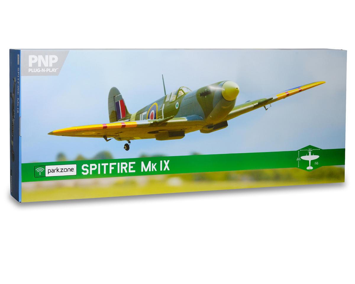 ParkZone Spitfire Mk IX Plug-N-Play Electric Airplane