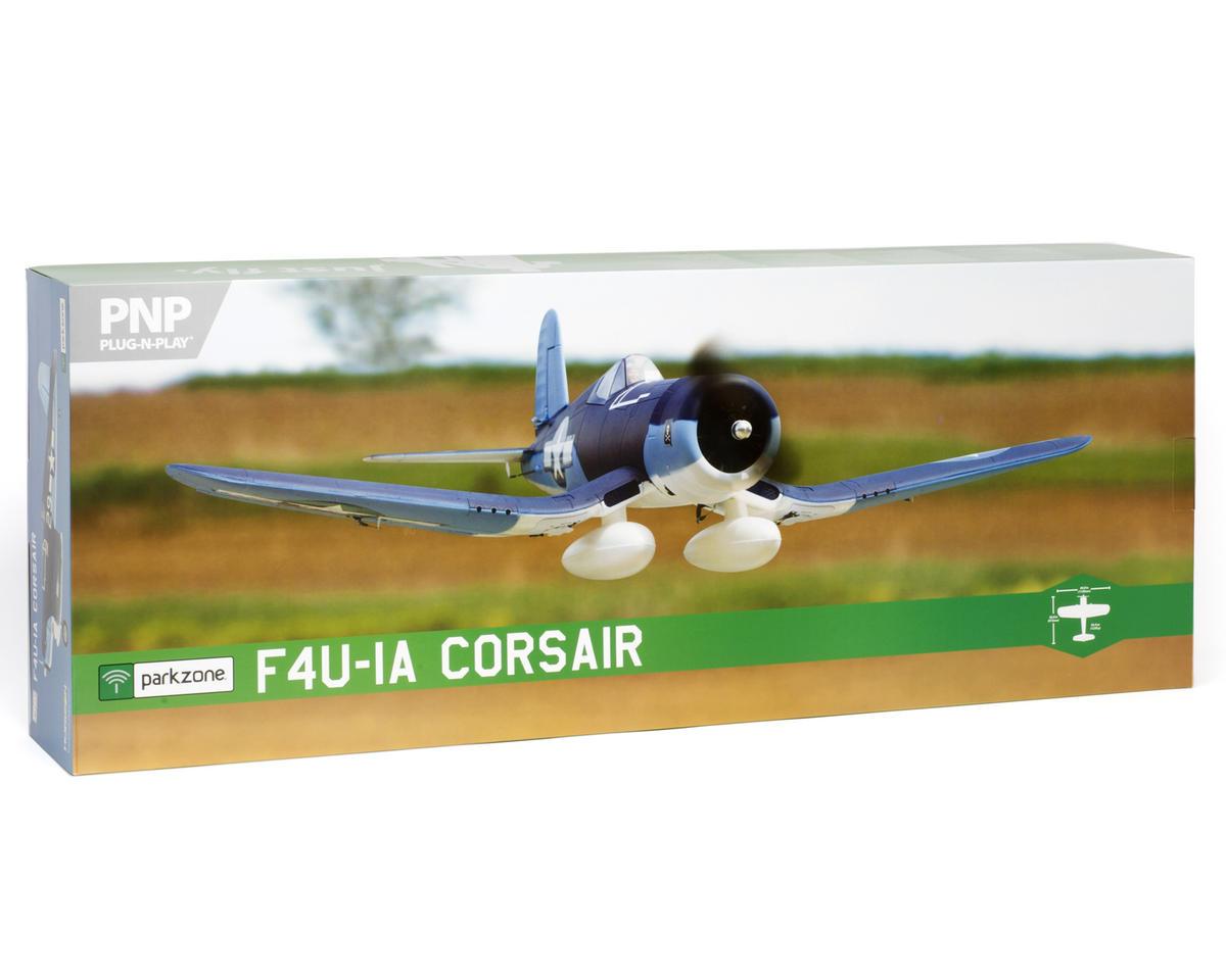 ParkZone F4U-1A Corsair Plug-N-Play Electric Airplane