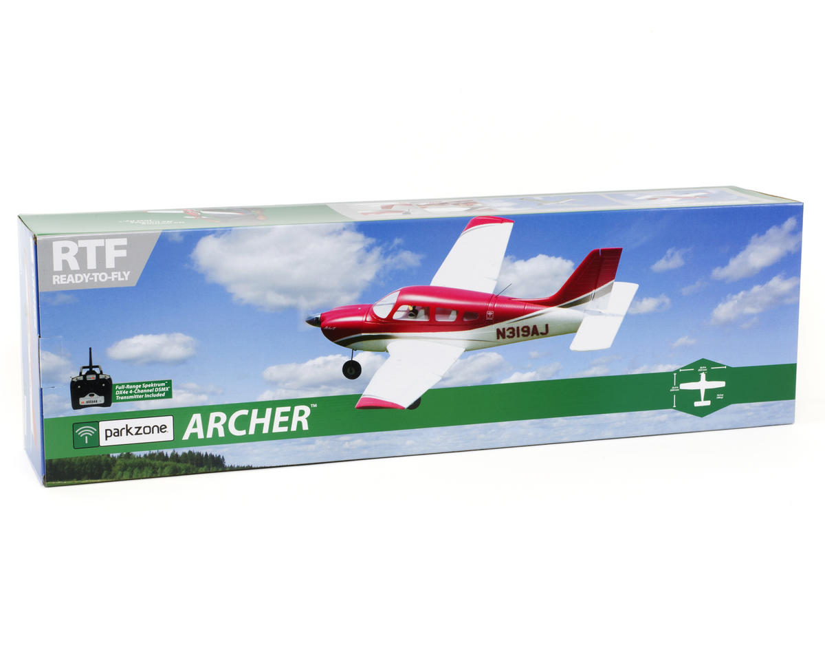 ParkZone Archer RTF Electric Airplane