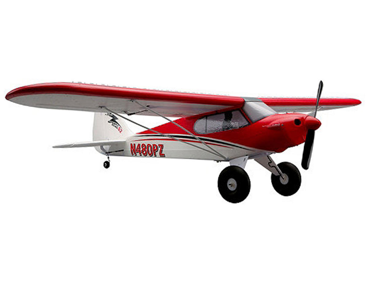 ParkZone Sport Cub Bind-N-Fly Basic Electric Airplane