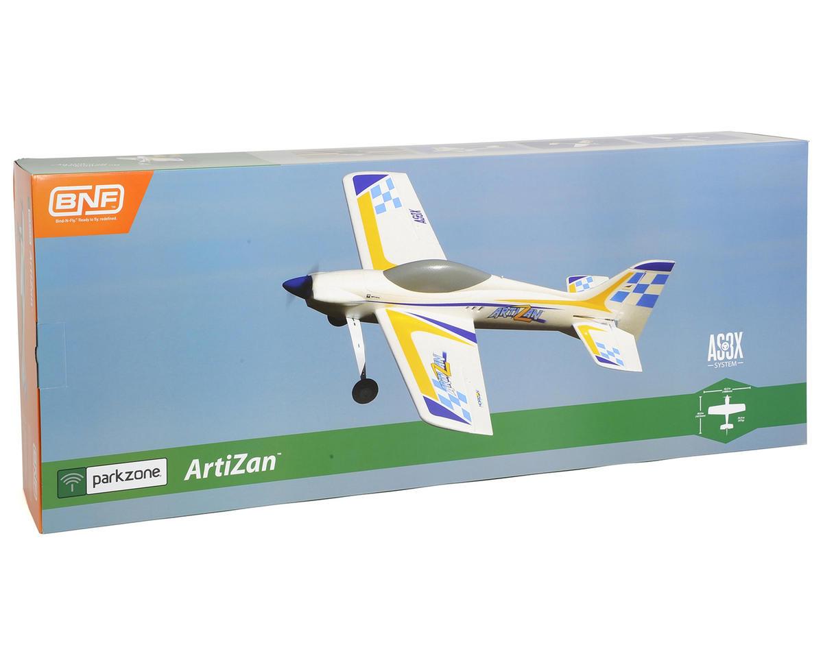 ParkZone ArtiZan Bind-N-Fly Airplane