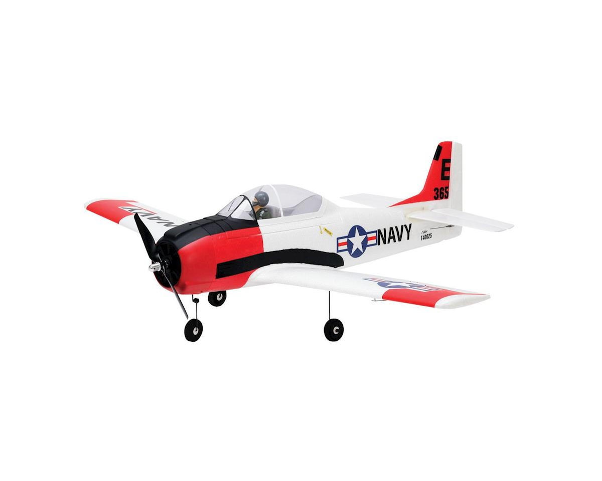 ParkZone T-28 Trojan 1.1m Bind-N-Fly Basic Electric Airplane w/AS3X & SAFE