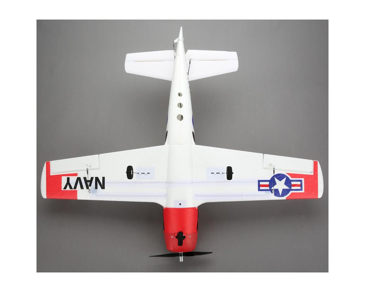 ParkZone T-28 Trojan BNF Basic Electric Airplane (1100mm)