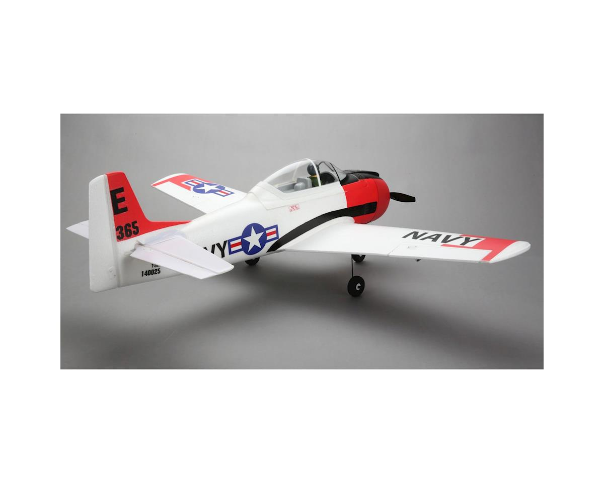 ParkZone T-28 Trojan PNP Electric Airplane (1100mm)