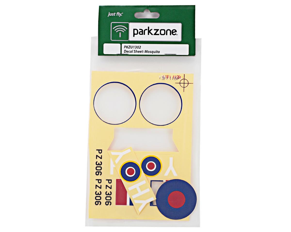 ParkZone Ultra Micro Mosquito MK VI Decal Sheet (Mosquito)