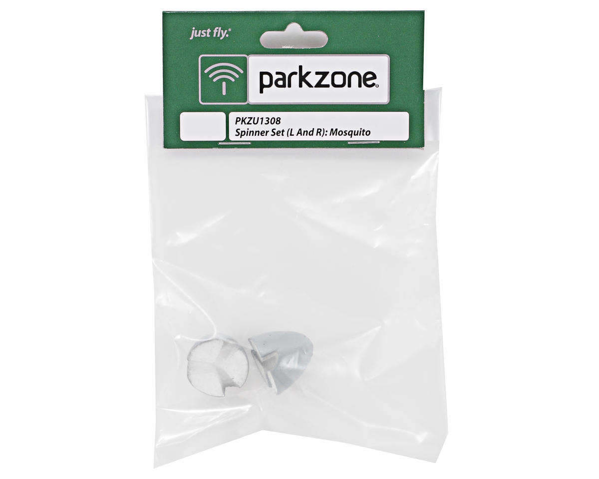 ParkZone Left/Right Spinner Set (2)