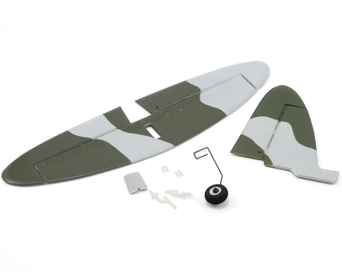 ParkZone Ultra Micro Mosquito MK VI Painted Tail Set w/Accessories