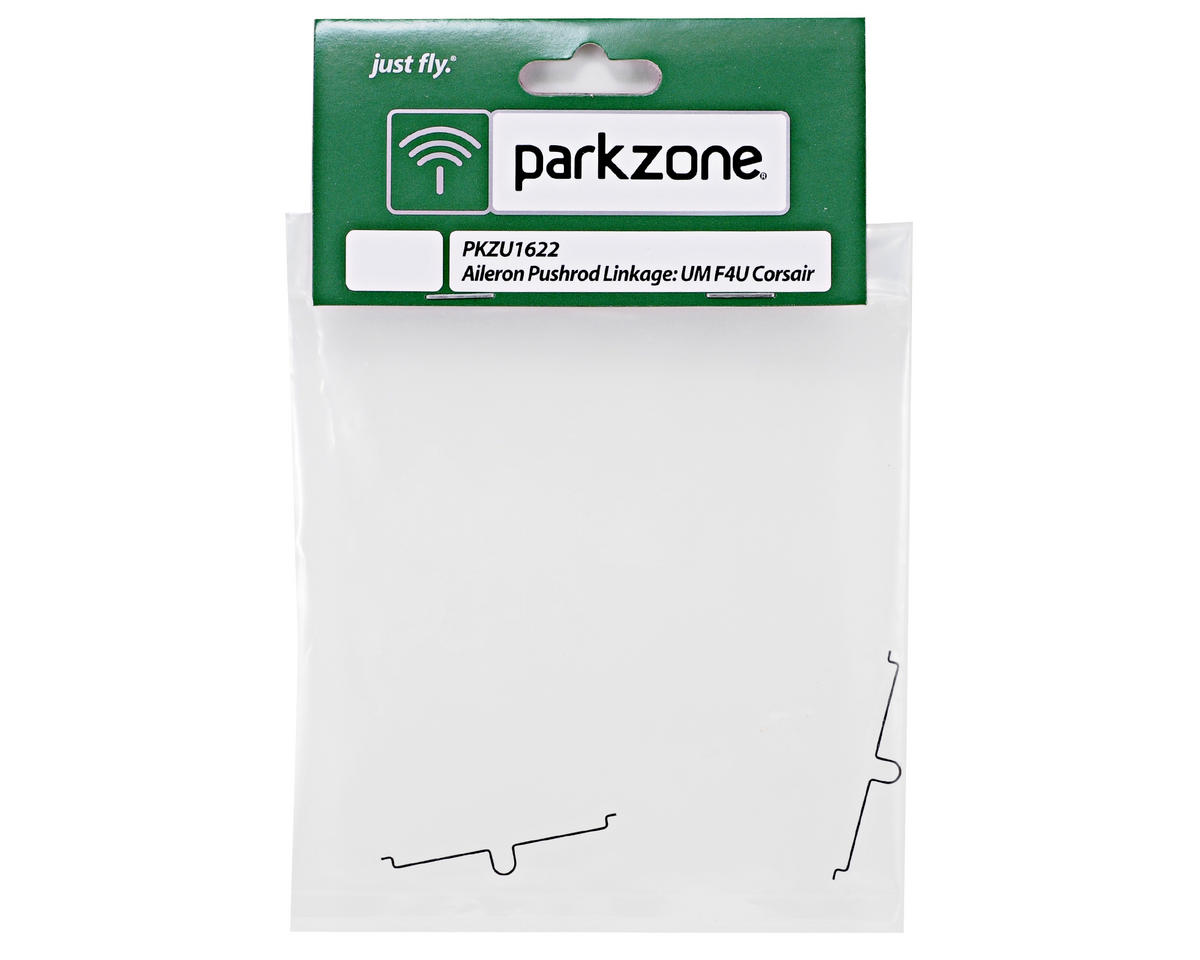 Aileron Pushrod Linkage Set (2) by ParkZone