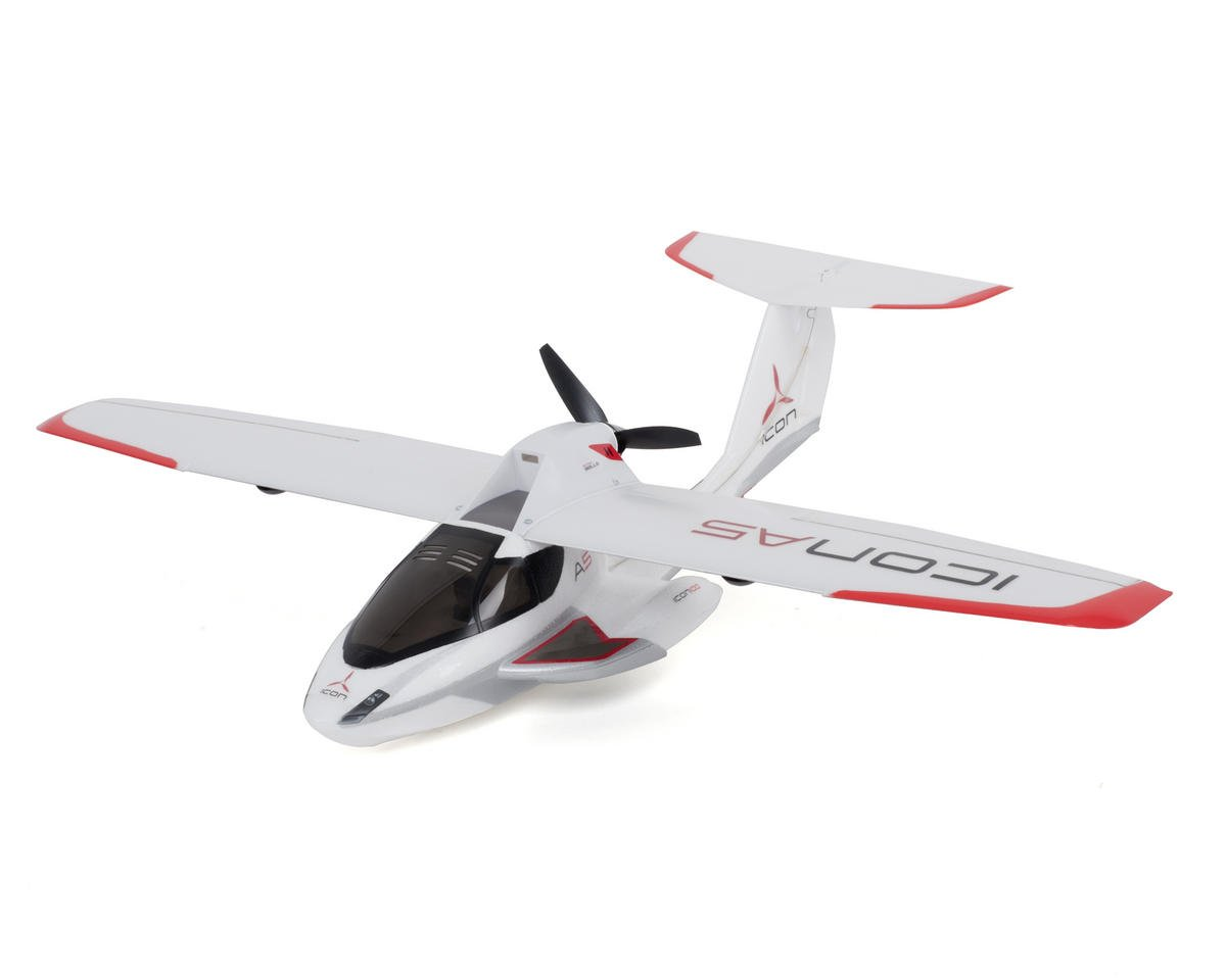 ParkZone Ultra-Micro ICON A5 Bind-N-Fly