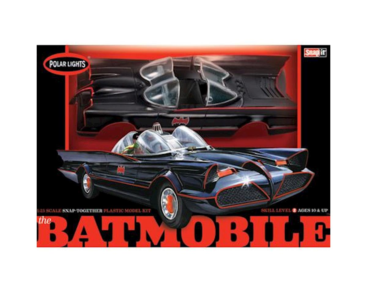 Round 2 Polar Lights 1/25  1966 TV Batmobile, Snap