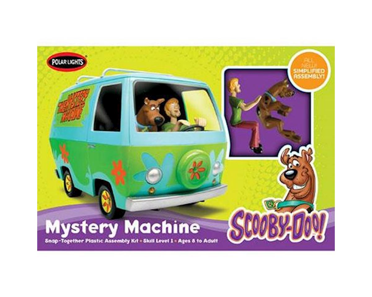 Round 2 Polar Lights 1/25 Scooby-Doo Mystery Machine, Snap NT